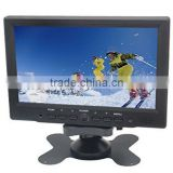 7inch TFT-LCD headrest pillow monitor. universal headrest monitor 800*480