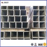 65*65mm pre galvanized hollow section/galvanized steel square pipe