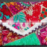 fancy clutch Hottest wholesale cheap price deal banjara bags purses with heavy embroidery and stone work