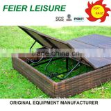 sun lounger fiberglass for market