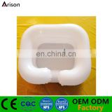 Inflatable hair wash basin inflatable shampoo basin inflatable water basin popular