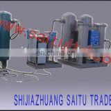 SAITU company fire extinguisher nitrogen generating machine