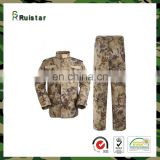 hot sale camo police woodland camouflage suit