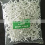 Plastic tile spacer/tile levelling spacer/plastic spacer for tile