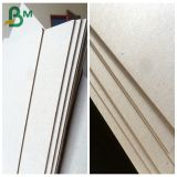 Factory direct selling grey board sheet grey cardboard for notebook covers