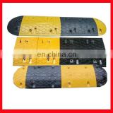 Safety road speed bump/rubber speed bumps for sale