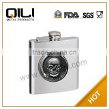 <b>Stainless</b> <b>Steel</b> Hip Flask