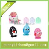 Funny wind up toy wind up animal capsule toy