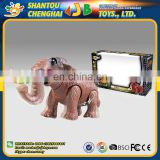 Wholesale best choice walking elephant plush toy for children