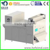 Intelligent ccd color sorter, plastic processing machine