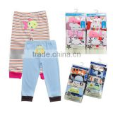 wholesale mixed style 5 pack baby pp short pants