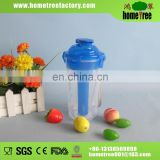 400ml plastic sport ice water bottle