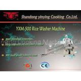 YXM-500 rice washer use good water