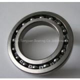 High speed low noise bearing