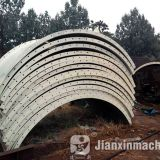 Sheet 150 ton cement silo