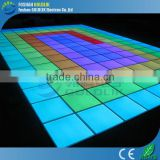 50*50cm led dance floor panel with controller changing color