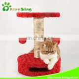 Small Cat Double Climb Frame Box, Good Platform to Play