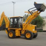 wz30-25 mini loader with backhoe
