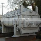 Specially Designed Paddle Dryer for Chemical Sludge Drying Turnkey Service!