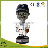 Customized baseball game full size bobbleheads, Make your custom Promotional Stadium bobbleheads