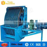 high quality disc waste recycling machine tailing recycling machine