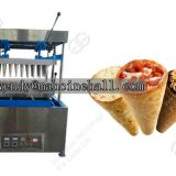 high quality 40pcs/time pizza cone oven|pizza cone machine  for sale