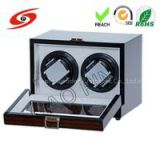 Automatic Rotation Glossy Wooden Watch Winder, Watch Box