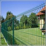 Decorative garden metal wire mesh fence