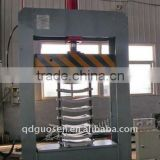 50T hydraulic press for bending wood