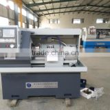 variable speed cnc lathe with CE certification best quality and high accuracy CK6432A hard guide way cnc lathe specification