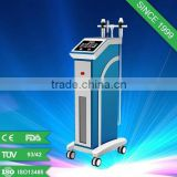 Radiofrequency fractional rf microneedle for sublative rejuvenation/scarlet rf needle machine/rf facial skin tightening machine