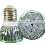 Led Spotlight E27 4*1W