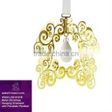 Hot Sale Xmas Metal Hanging Ornament Stand WS331-SS10107B