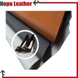 finishing pu leatherette material leather for shoes lining