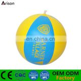 Factory promotional PVC Inflatable Beach Ball Water Ball