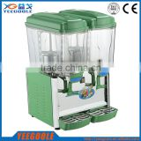 Cooler electric fruit juice dispenser for sale