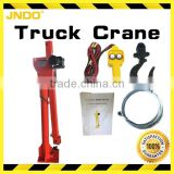 800kg mini boom crane with extra steel wire rope