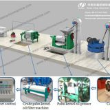 Palm kernel oil expeller machine for sale