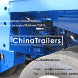 Heavylift Transporter Modular Trailer for Sale