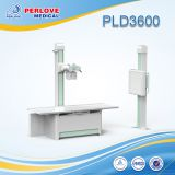 <b>X</b> <b>ray</b> DR <b>unit</b> price PLD3600 with radiography table