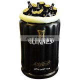 Inflatable cooler, inflatable beer cooler, inflatable ice bucket, inflatable can cooler