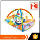 low moq wholesale children activity gym wholesale baby play mats for kids