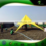 Dia10m Outdoor Promotion Event Party Star Shade Tent Factory Price