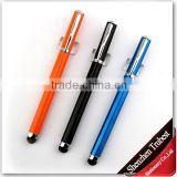promotional touch ball pen , screen touch stylus ball pen