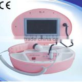 best selling products led boxy skin & hair skin analyzer with led screen beauty machine in guangzhou zinuo