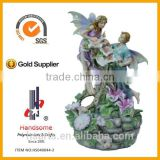 "24""Colorful fairy fountain indoor fountain water fountain"
