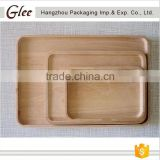 Customed high quality wholesale wooden tray serving