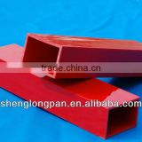 PMMA coextrusion Shell red bar