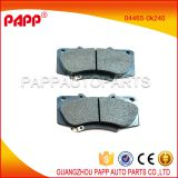 04465-0k240 disc brake pads for toyota hilux vigo