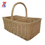 wholesale picnic baskets hot sale cheap handmade woven wicker basket